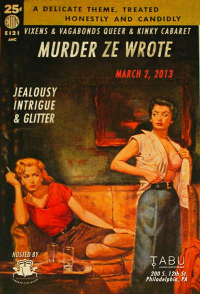Murder Z Wrote