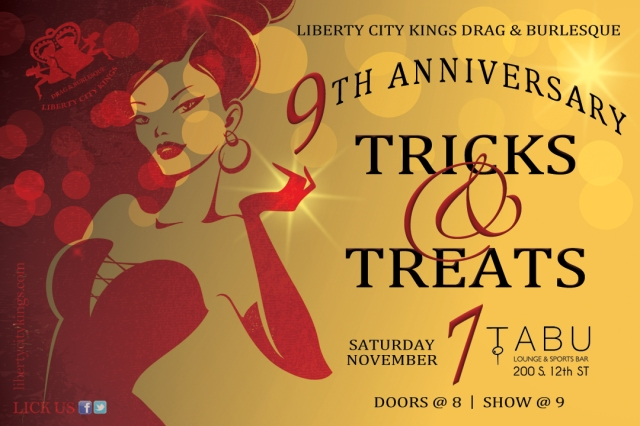 Tricks and Treats 2015